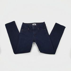NWT Paige Hidden Hills Straight Dark Wash Jeans